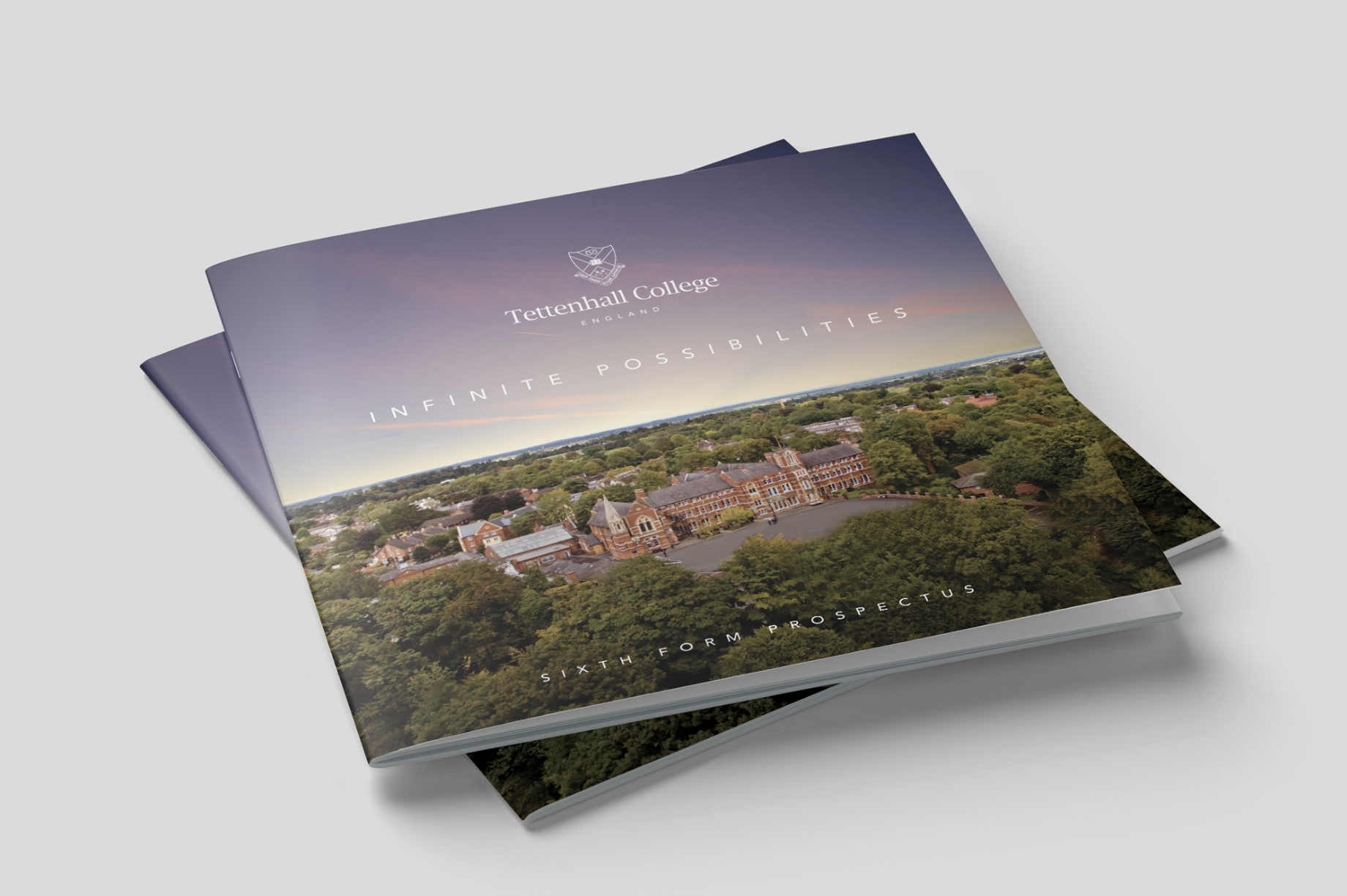 Tettenhall College Book