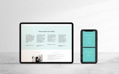 Writing a website brief