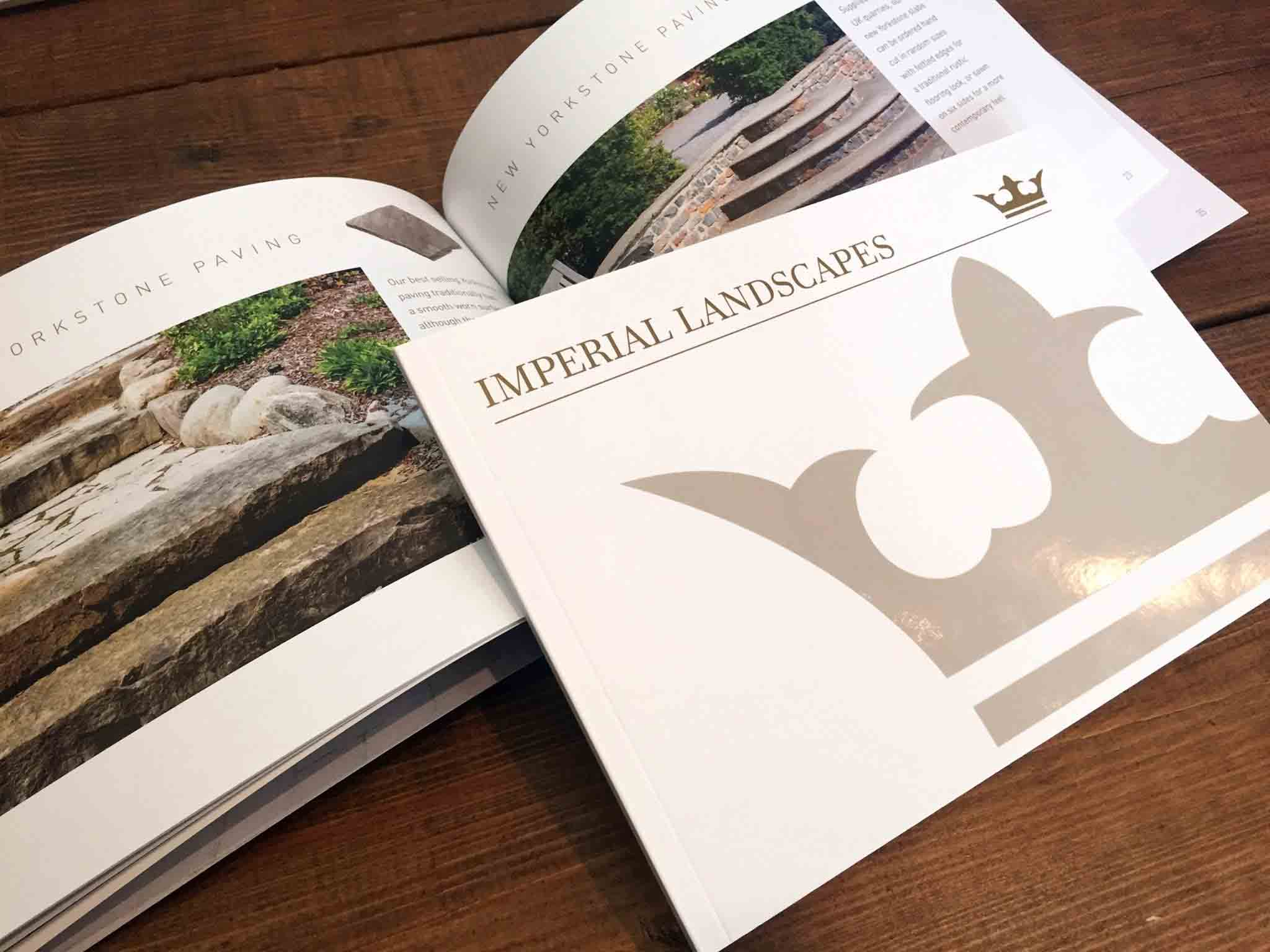 Imperial Landscapes Brochure
